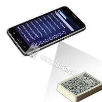 Buy cheap 5 Games PK 708 Poker Analysis Machine For Bar Code Marked Playing Cards product