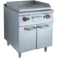 Buy cheap Stainless Steel Hotel Commercial Electric Griddle With Oven For Natural Gas product