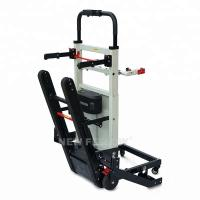 Buy cheap Durable Folding Stair Chair Wheelchair Docking Car Electric For Disabled People from wholesalers