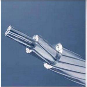 China AAAC Hazel Overhead Line Conductor 163.4 Kg/Km Weight Better Sag Characteristics on sale