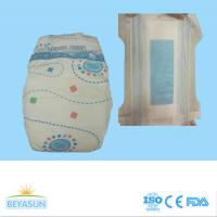 Buy cheap Non Toxic Disposable Diapers For Babies With Sensitive Skin , Cotton Top Sheet from wholesalers