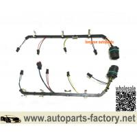 China 08-10 6.4L Powerstroke Diesel OEM Genuine Ford Fuel Injector R/H Wiring Harness F250 F350 on sale