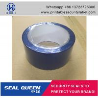 Buy cheap Best Sales Promotion For Tamper Seal Security Seal Tape to Carton Sealing in November 2017 product