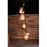 China Art Deco Ceiling Lights , Resin Fancy for Interior Decoration on sale