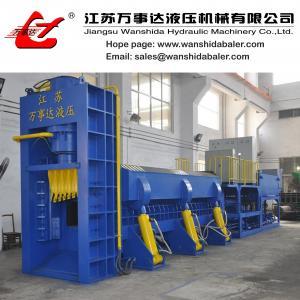 China China Scrap Metal Baler Shear/Scrap Car Shear Press on sale