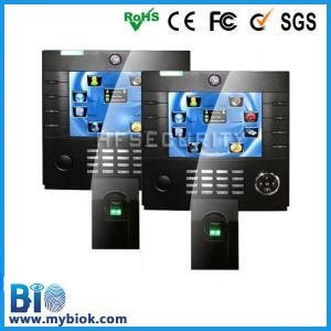 "Buy cheap 8"" TFTのタッチ画面の指紋ネットワーク指の時間および出席Solutio (生物iclock3800) product"