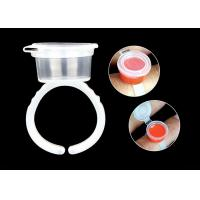 Buy cheap Clear Plastic Permanent Makeup Tools With Cap Individual Package product