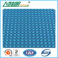 Buy cheap Portable Recycled Rubber Tile Interlocking Gym Flooring Outdoor Basketball Court Floor product