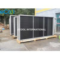 Buy cheap Paper Mill Steam Heater and Cooler Stainless Steel Heat Exchanger product