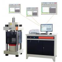 Buy cheap Piston 100mm PC Controlled 2kW Compression Testing Machine product