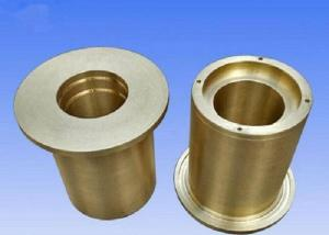 Buy cheap Centrifugal Casting Bronze Sleeve Bearings product