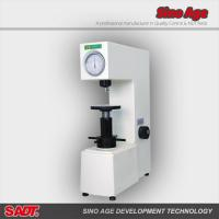 Buy cheap Auto Load Control Rockwell Hardness Testing Machine Motorized Reliable Performance product