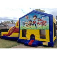 China Super Mario 3D World Inflatable Combo, Logo printing Inflatable bouncer slide combo on sale