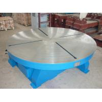 Buy cheap 1.5Kw Movable Horizontal Vertical Rotary Table For Motorcycle Industry product