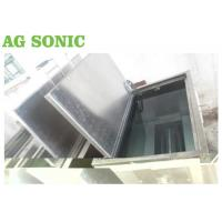Buy cheap 68 Gallons Heated Stainless Steel Dip Tank Clean Up Restaurant Vent Hood Filters product