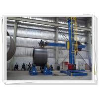 Buy cheap Wind Tower Production Line Column Boom And Rotator Auto Weld Station product