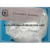 Buy cheap 99% Purity Muscle Building Steroids Powder Clostebol Acetate 4-Chlorotestosterone Acetate CAS 855-19-6 from wholesalers