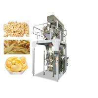 China Multi-Function Small Scale Packaging Machine For Popcorn / Sugar / Crisps / Peanut on sale