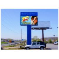 Buy cheap GIF Animation Picture Display Programmable LED Signs Outdoor RS232 1 / 4 Constant Current product