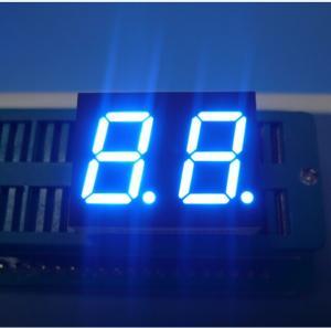 Quality Electronics Instrument 7 Segment LED Display Dual Digit 0.39 Inch CC/CA Polarity for sale