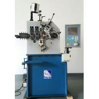 Buy cheap 0.8 - 2.6mm Spring Coiling Machine Numerical Control 120pcs / Min With Two Axes product