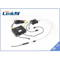 Buy cheap High Definition COFDM Transmitter NLOS 2KM LOS 20KM With Digital AES 256 from wholesalers