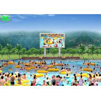 Buy cheap P16 waterproof Advertising LED Screens billboard with High Resolution product