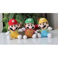 Buy cheap Super Mario stuffed animals plush toys promotional corperate gifts product