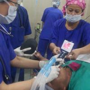 Buy cheap Laryngoscope visuel d'intubation de 60 degrés, laryngoscope visuel IPX7 d'anesthésie imperméable product