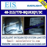 Buy cheap 48-213/T7D-BQ1R2QY/3C - EVERLIGHT - White Chip LED With Right Angle Lens - Email: sales009 product