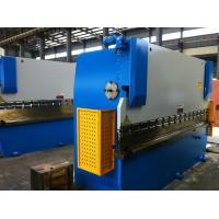 Buy cheap Synchrony Press Brake Machine With V Groove E10 Digital Display product