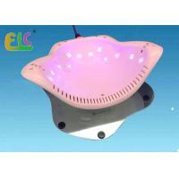Buy cheap 12 LED Beads 24w UV LED Nail Dryer Gel Curing Machine Rainbow 10 for Cute Girls Home Manicure Tools product