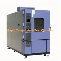 China Rapid Temperature Shock Test ESS Chamber For Shock Test / Reliability Test wholesale