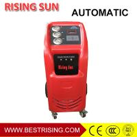 Buy cheap R134A recovery recycling used tires shop equipment tool for sale CE product