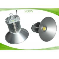 China Silver , Black Shell Industrial High Bay Lighting Fixtures AC90 - 305V , IP54 LED Factory Light wholesale