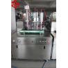 Máquina de enchimento de aço inoxidável do pulverizador de aerossol, máquina de enchimento do perfume da fragrância