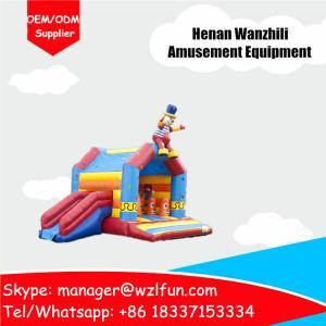 castelo bouncy interno, leão-de-chácara interno inflável pequeno, casa bouncy inflável para crianças