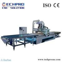 Buy cheap Automatic Loading and Unloading CNC Router TPM1325F for Wood Panel Furniture production line product