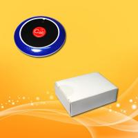 Smart Home Alarm System Emergency Button Wireless Communication With Alarm Host