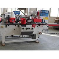 Practical Four SpindlesFour Side Moulder Working Width 25 -160 Mm  For Processing Soft Wood Strip