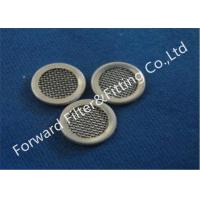 Buy cheap Good rigidity filter disc , filter pipe , filter cap , filter basket , special shaped of filter product