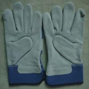 Buy cheap 10.5の」ABの等級牛そぎ皮手の保護は装備者のための働く手袋を働かせます product