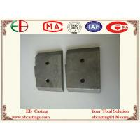 Buy cheap Ni-hard White Iron Mixer Blades with Investment Cast Process EB35001 product