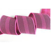 Buy cheap Polypropylene Lounge Chair Webbing , Lawn Chair Webbing Rolls For Furniture Accessories product