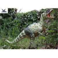 Buy cheap Moving Realistic Dinosaur Model With Speaker For Dinosaur World Museum Display product