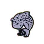 Buy cheap Custom Rainbow Plating Enamel Lapel Pin Badge Of Soft Enamel Color Lapel Pins product