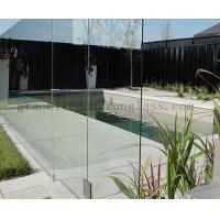 Buy cheap clear tempered glass / Ultra clear toughened glass / China safety glass product