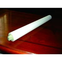 Buy cheap No Metal Components Full Plastic Gravity Rollers Durable UHMW-PE Length 500mm from wholesalers