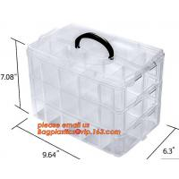 Buy cheap plastic storage boxes, box plastic, plastic compartment storage box, Waterproof Plastic Storage Tool Box With Wheels product