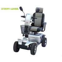 Buy cheap 13 Inch Four Wheel Handicapped Electric Mobility Scooter 15Km / H 24V 900W product
